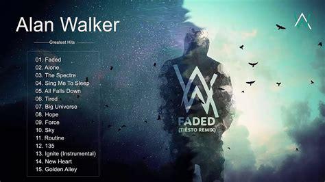 alan walker songs hits playlist greatest