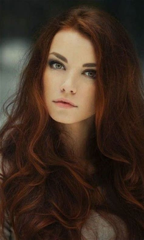 hair color inspiration  girls  pale skin