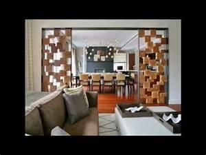 Separation Salon Chambre : idee separation chambre salon cgrio ~ Zukunftsfamilie.com Idées de Décoration