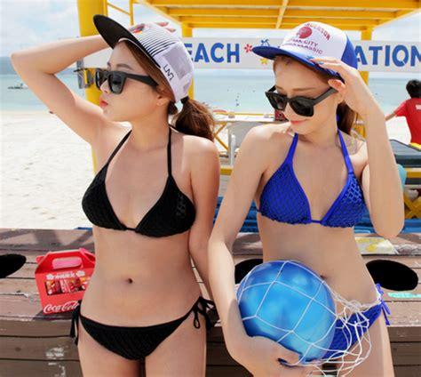 stylenanda diamond net bikini kstylick latest korean