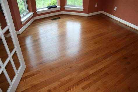 Buff Laminate Flooring