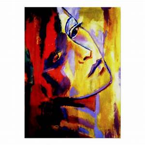 Abstract Paintings Of Women Pictures to Pin on Pinterest ...