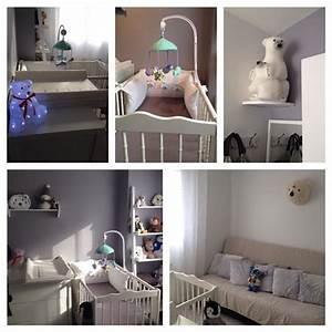 Patere Chambre Fille : deco chambre bebe vert d eau visuel 4 ~ Teatrodelosmanantiales.com Idées de Décoration