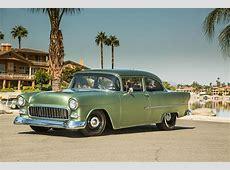 1955 Chevrolet 210 hot rod hotrod custom vehicle auto