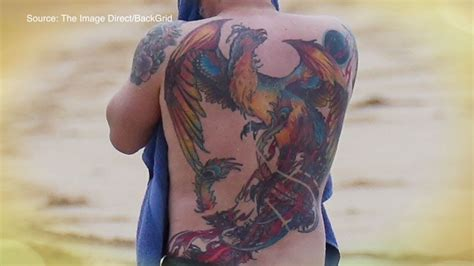 Ben Affleck's Back Tattoo Is The Funniest Thing I've Ever Seen