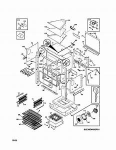 Lower Oven Diagram  U0026 Parts List For Model E30ew85gss1