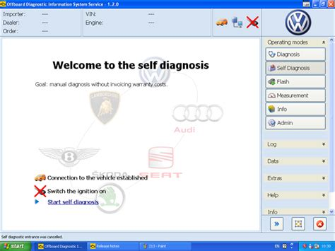 vw diagnose software vw odis 4 2 3 diagnostic software free auto repair technician home