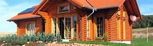 Holzhaus Ferienhaus Bauen : blockhaus als ausbauhaus finnholz blockhaus ~ Markanthonyermac.com Haus und Dekorationen