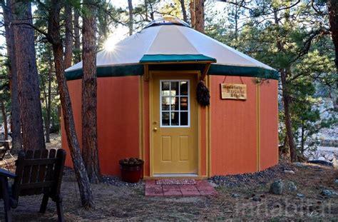Freedom Yurt Cabins Tiny Round Homes « Inhabitat
