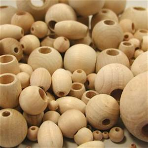 unfinished round wooden beads beads wooden american With what kind of paint to use on kitchen cabinets for candle holders bulk wholesale