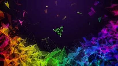4k Razer Abstract Colorful Wallpapers Backgrounds