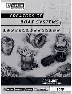 Vetus Prijslijst Vetus Creators Of Boat Systems Parts