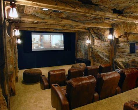 Home Theatre : Home Theater Design Ideas For Men-movie Room Retreats