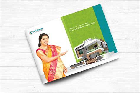 Ad Agency Brochure Design by Ad Makers Advertising Agency In Hyderabad Branding