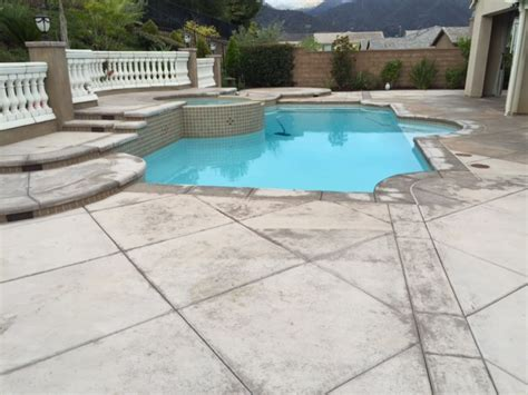 restore concrete pool decks newlook international