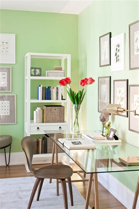 Different Home Office Decorating Ideas