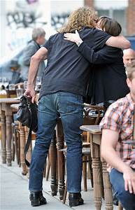 Robert Plant in Robert Plant and Katrina Chester Get Lunch ...
