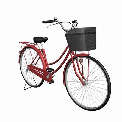 Bicycle Transparent Bike Bicycles Track Ladies 3d