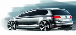 Golf 8 Interieur : vw golf sportsvan concept unveiled is actually the golf plus autoevolution ~ Medecine-chirurgie-esthetiques.com Avis de Voitures