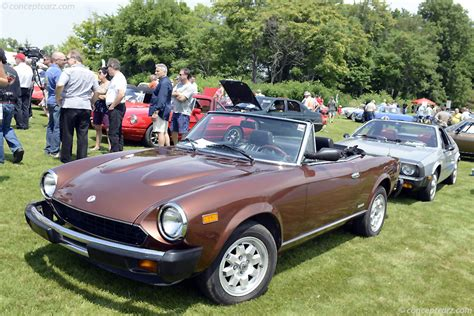 Fiat 2000 Spider by Auction Results And Sales Data For 1983 Fiat Spider 2000