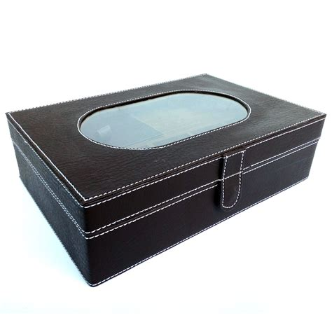 box perhiasan dengan tempat jam tangan cincin gelang diskon jual box bahan batu akik tempat cincin akik