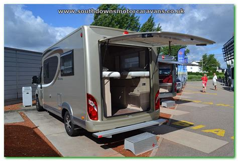 used for sale southdowns 2014 burstner brevio it640 motorhome gallery