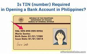 is tin required for opening a bank account in the With what id to open a bank account