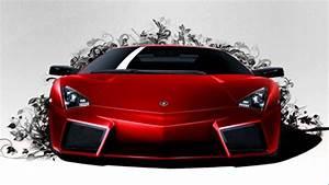 Red Lamborghini Reventon Wallpapers - Wallpaper Cave
