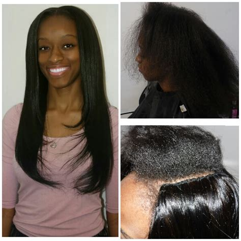 MicroLink Hair Fusion and Beaded Sew In Salon Miami, Ft