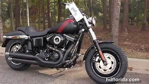 2014 Harley-Davidson Dyna Fat Bob Dark Custom - Moto ...