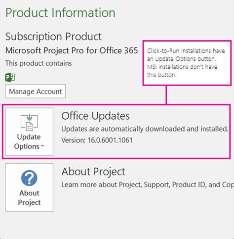 Upgrade to Office 2016 using Office 365 for business