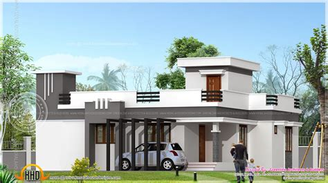 open floor plan home designs small contemporary home in 1200 sq kerala home