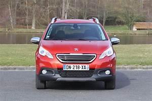Peugeot 2008 1 2 Puretech 110 : essai peugeot 2008 1 2 puretech 110 le bon choix photo 13 l 39 argus ~ Medecine-chirurgie-esthetiques.com Avis de Voitures