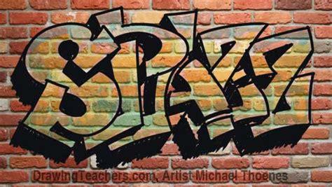 Graffiti Tutorial : How To Make Graffiti Sketches