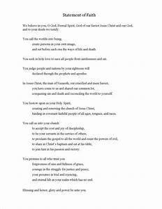 Essay of faith