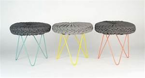 Tabouret Bas Design : d couvez le tabouret bas design vintage par daniel duarte ~ Teatrodelosmanantiales.com Idées de Décoration