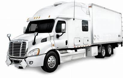 Straight Truck Expedite Trucks Trucking Cascadia Ground