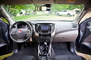 Fiat Fullback Cabine Approfondie : essai fiat fullback 2 4 multijet 181 2016 en plein dans la cible l 39 argus ~ Gottalentnigeria.com Avis de Voitures