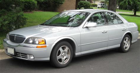 2003 LINCOLN LS - Image #8