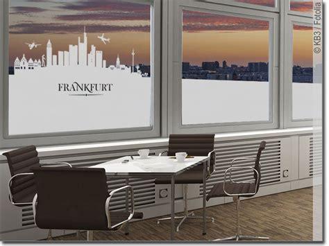 Sichtschutz Fenster Frankfurt sichtschutz skyline frankfurt