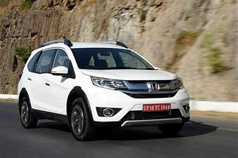 Review Honda Brv 2019 by Honda Br V India Review Test Drive Autocar India