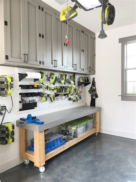 diy cabinets   garage workshop  craft room