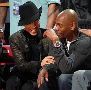Wow! What PRINCE Did For Dave Chappelle's SISTER Will Make ...