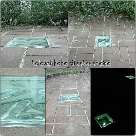 Glasbausteine Im Garten by Beleuchtete Glasbausteine F 252 R Den Garten Garten Ideen