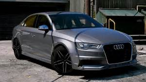 Audi A3 Versions : audi a3 sedan 2 0t 2015 gta5 ~ Medecine-chirurgie-esthetiques.com Avis de Voitures