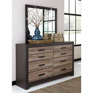 Signature Design By Ashley Harlinton 6 Drawer Dresser With