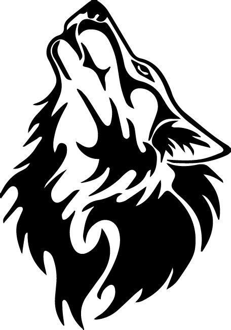 Lobo 2 | Tatuajes de lobos tribales, Tatuaje lobo pequeño y Tatuajes de lobos
