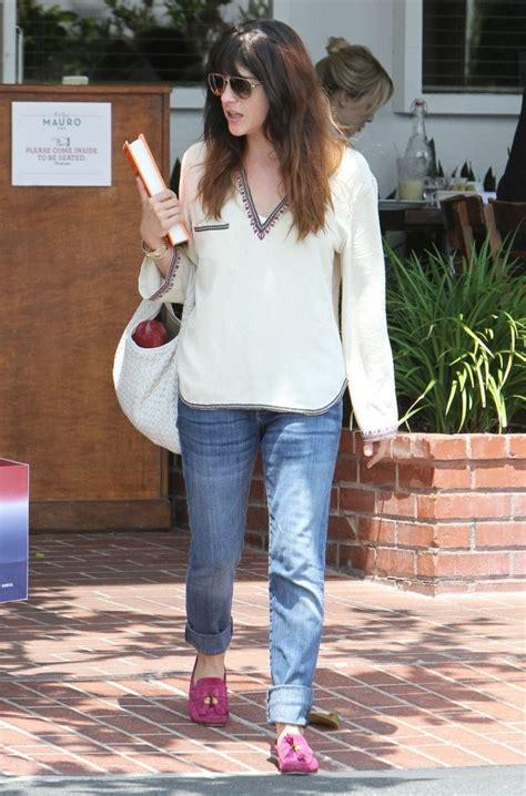 selma blair skinny jeans jeans lookbook stylebistro