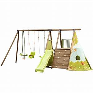 Pieces Detachees Balancoire Soulet : jeux plein air en bois ~ Melissatoandfro.com Idées de Décoration