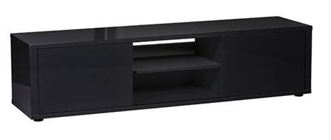 charnieres meubles cuisine meuble tv urbana noir brillant